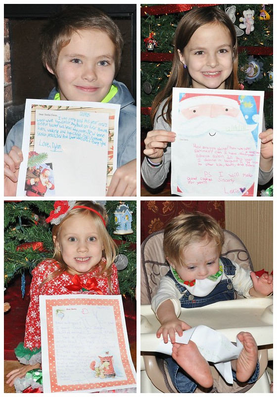 Santa Letters from Blue Mountain