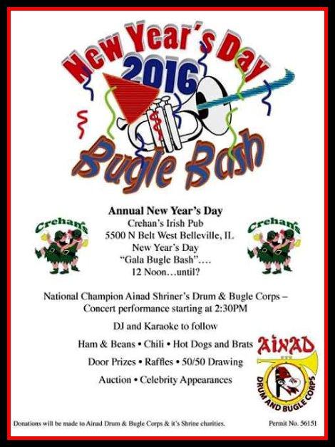 Bugle Bash 1-1-16