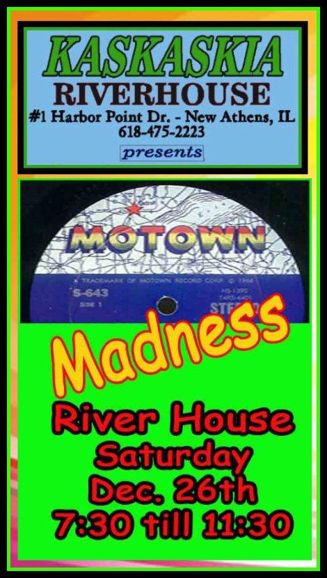 Kaskaskia Riverhouse 12-26-15