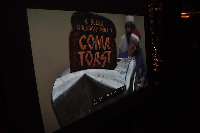 Coma Toast at House of Targ
