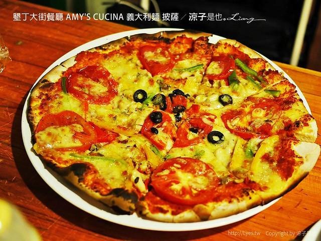 墾丁大街餐廳 AMY'S CUCINA 義大利麵 披薩 8
