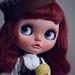 #customblythe # by penguinbabydoll