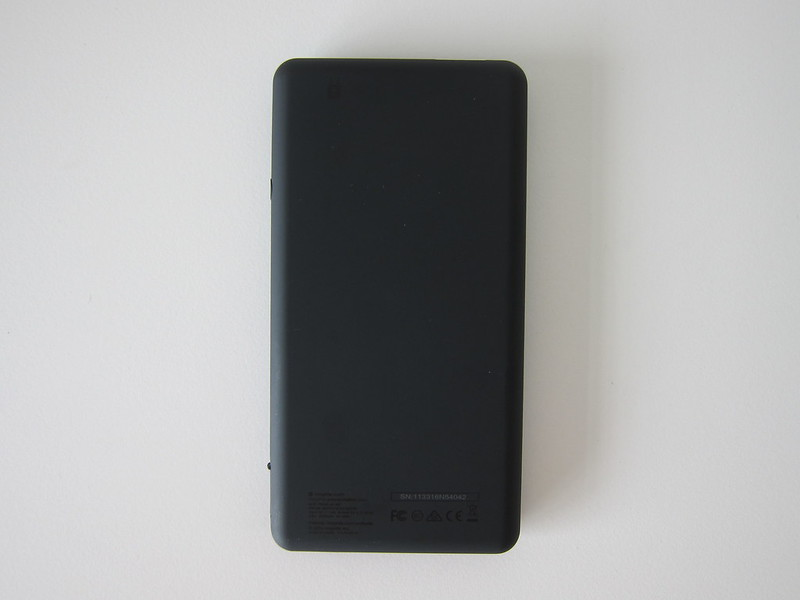 Mophie Powerstation Plus 2016 (6,000mAh) - Bottom