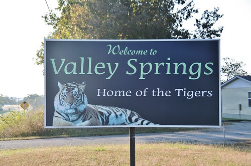 2016 welcometo sign arkansas ar valleysprings