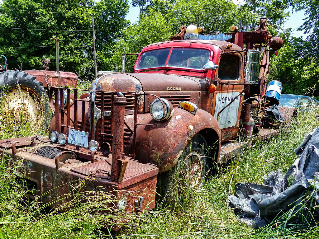 J Wells Ss Most Interesting Flickr Photos Picssr 1949 Dodge Tow Truck Toms Rusty Old