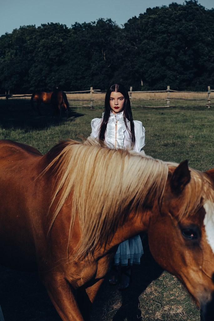Аня Тейлор-Джой — Фотосессия для «Hunger» 2016 – 7