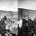 Ruins in Montezuma Canyon, E.A. Barber and Henry Lee in view. San Juan County, Utah. 1875. by U.S. Geological Survey