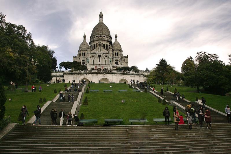 Basilika Sacré-Cœur, Paris, Vier Sicherheits-Reisetipps