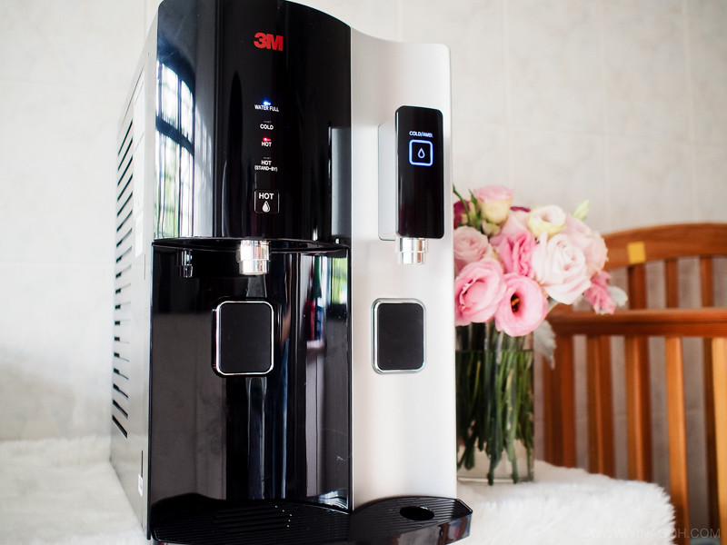 Review: 3M™ Hot, Cold & Room Temperature Filtered Water Dispenser!