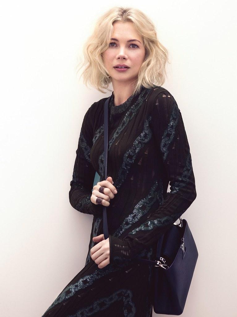 Мишель Уильямс — Фотосессия для «Elle» FR 2015 – 2
