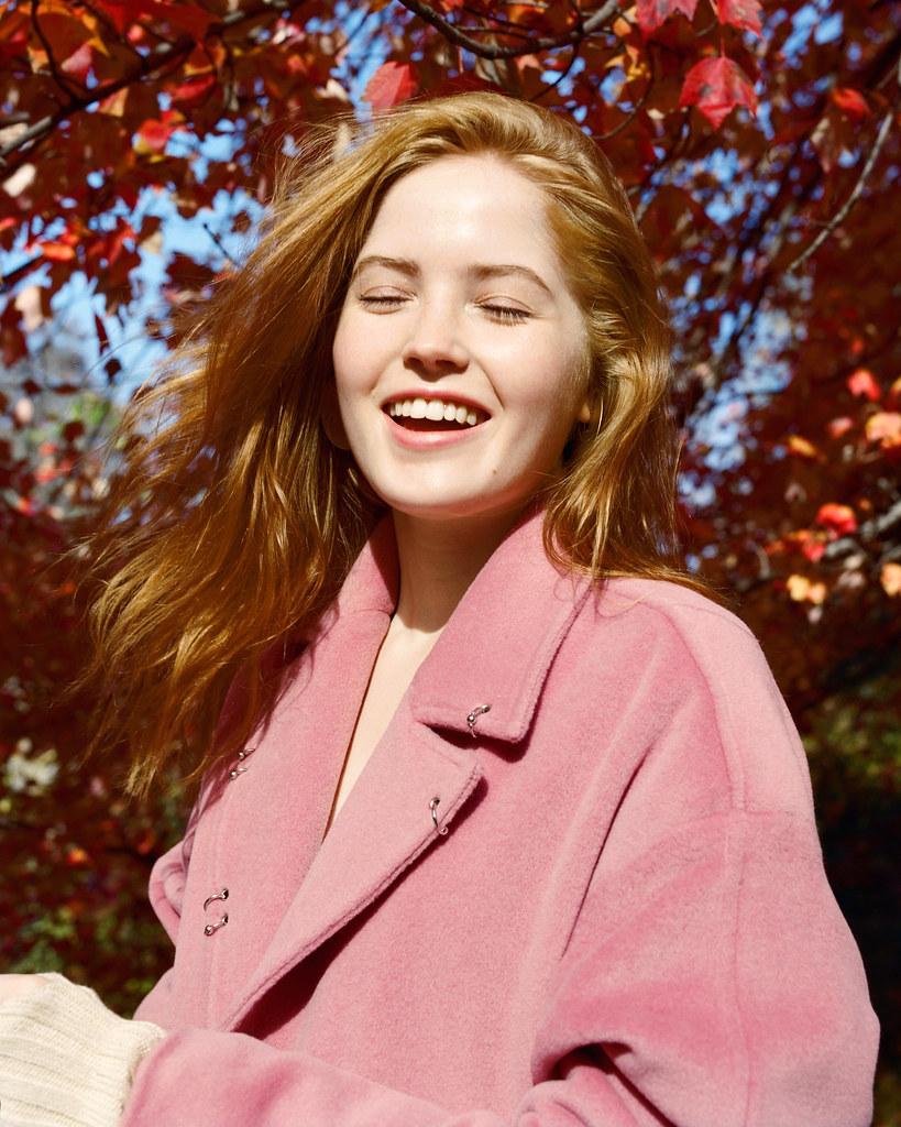 Элли Бамбер — Фотосессия для «Vogue» 2016 – 2