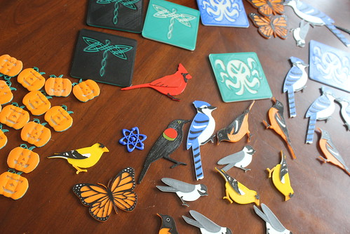 3D Printing - Craft Fair Inventory