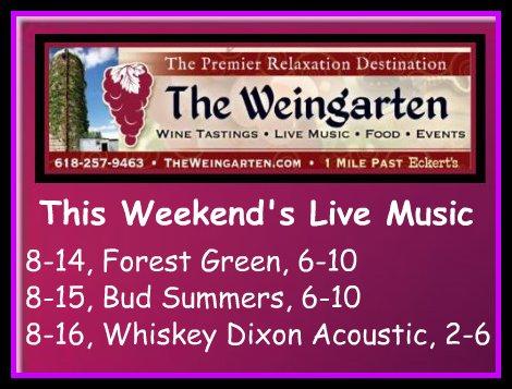 The Weingarten 8-14 thru 8-16-15