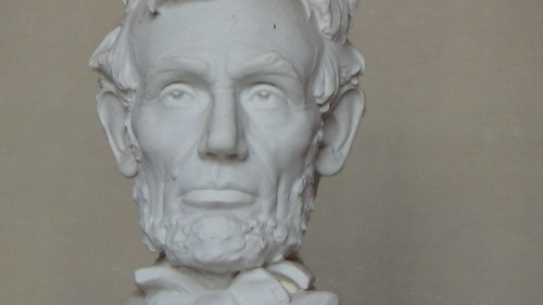 Washington DC Lincoln Memorial Jul 15 2