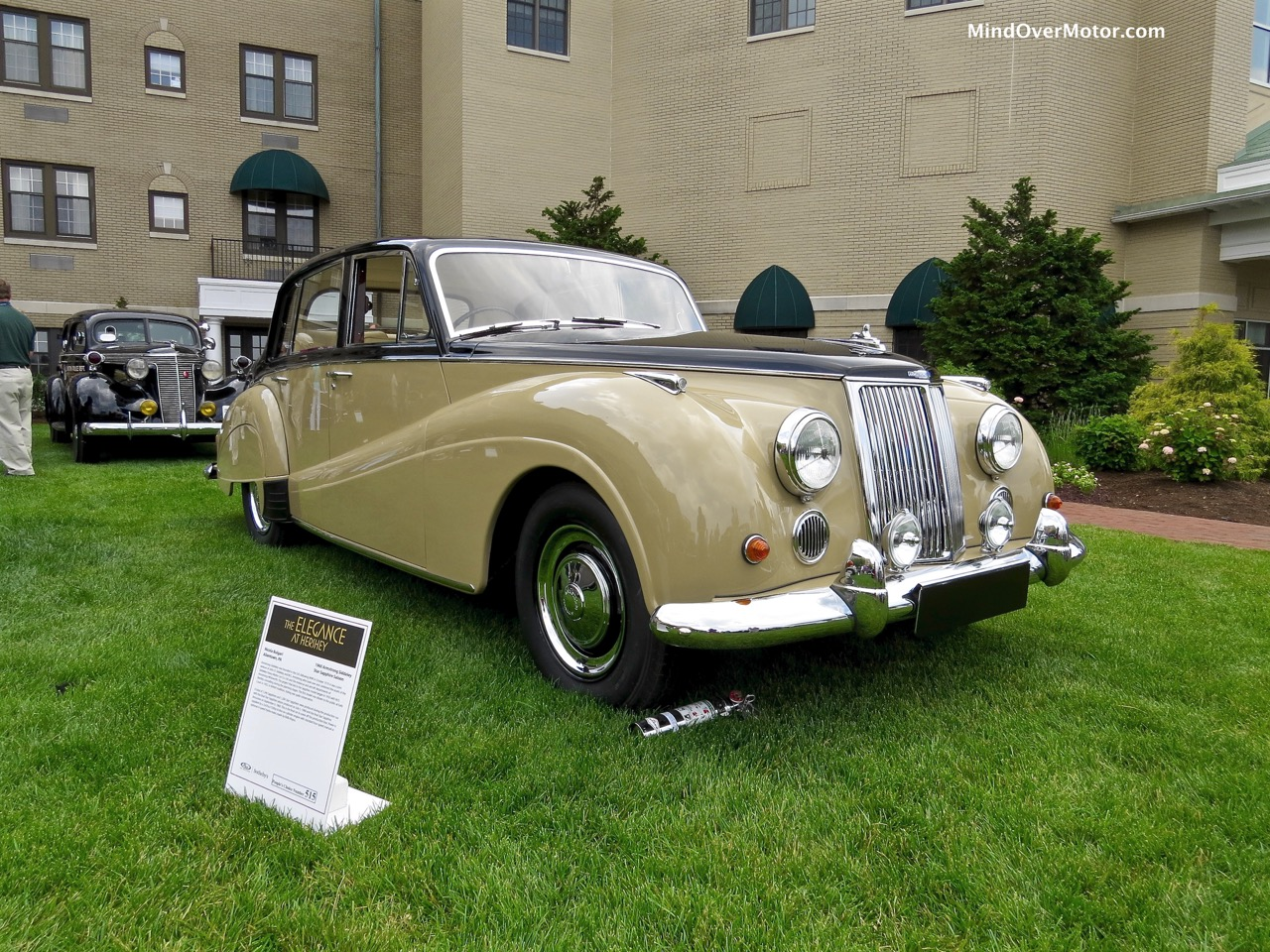 Armstrong-Siddeley Star Sapphire Front