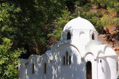 Church at Zoodochos Pigi Monastery