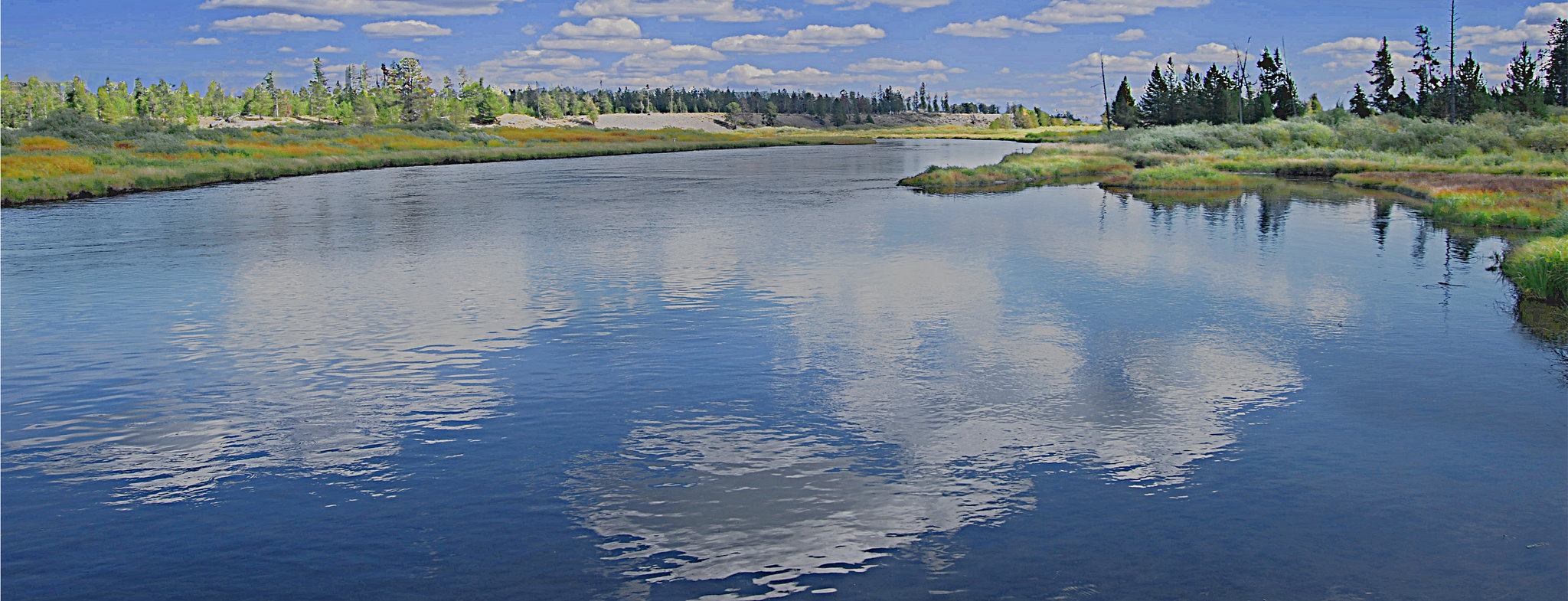 Fly fishing in yellowstone national park just so you know for Fly fishing yellowstone river