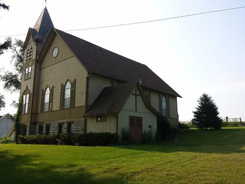 churches iowa woodenchurch us6 nationalregister nationalregisterofhistoricplaces jaspercounty zoarchurch