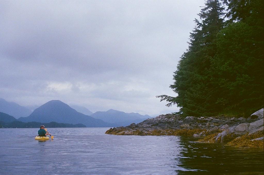 Sitka Alaska, 35mm Film | Liz Morrow Studios