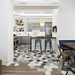 Creative Ideas to Design With Wood Floors and Tiles Diagonally