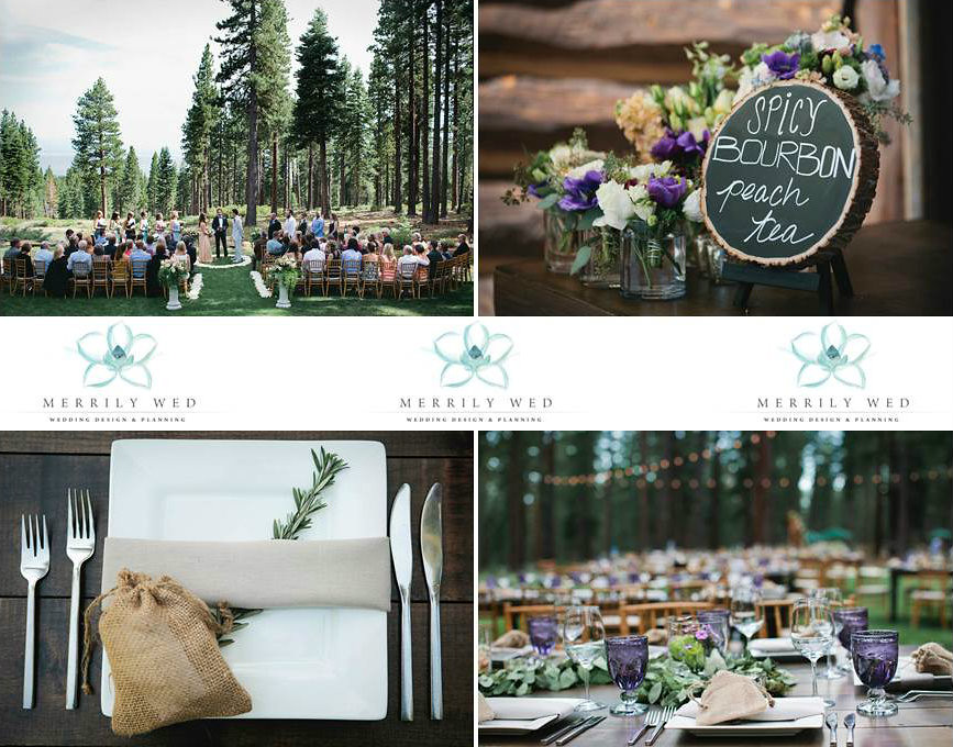 Whimsical Forest Wedding 2