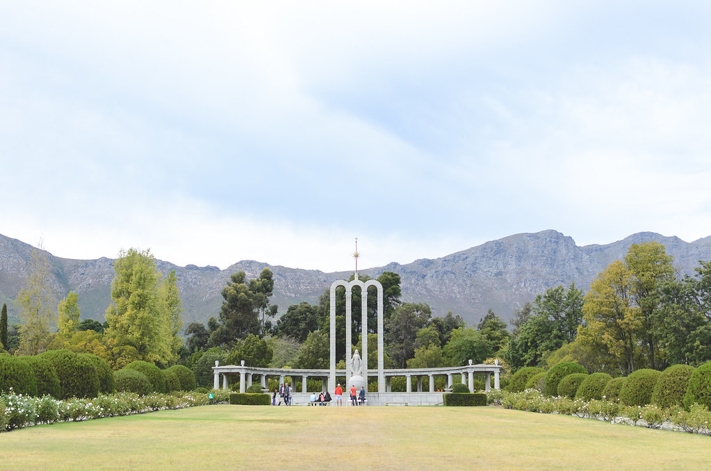 Franschoek Monument