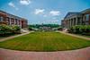 modern college campus buildings