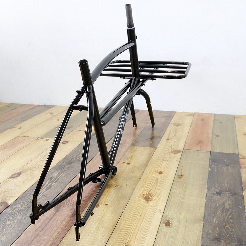 SOMA FABRICATIONS / TRADESMAN CARGO FRAME SET