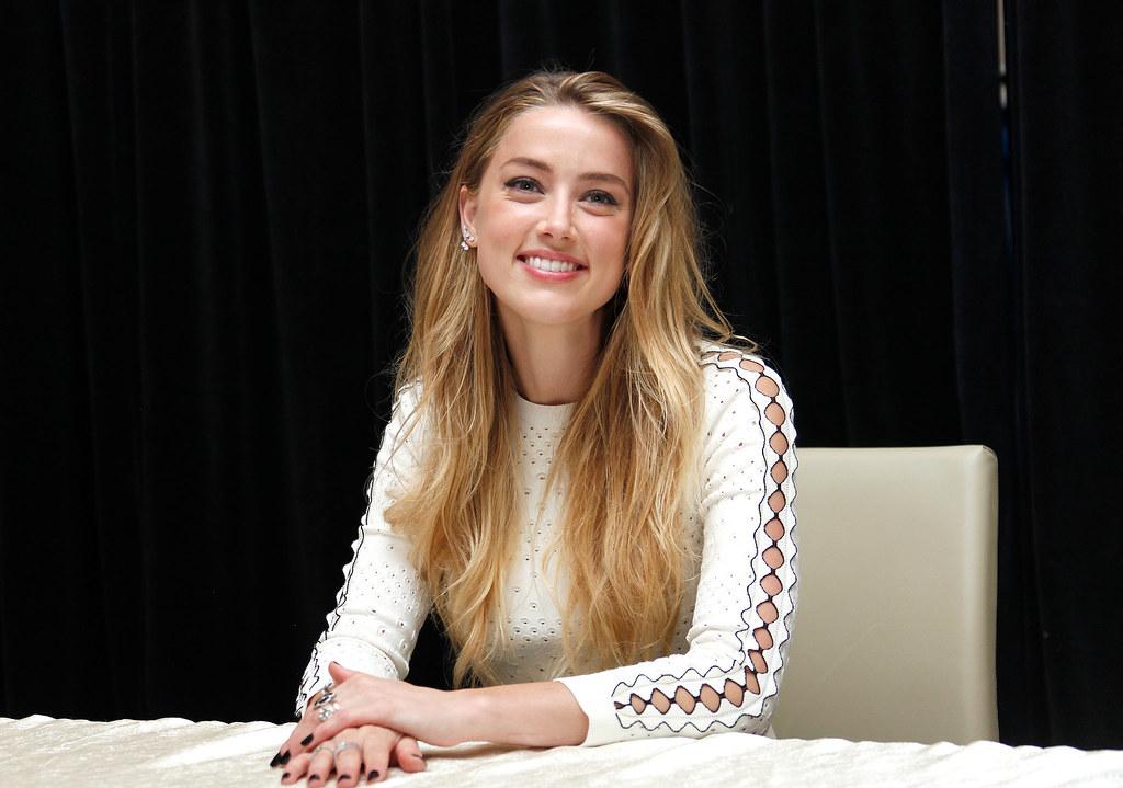 Эмбер Хёрд — Пресс-конференция «Девушка из Дании» на «TIFF» 2015 – 24