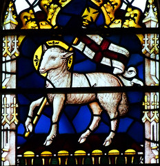 agnus dei by Campbell of London, 1938