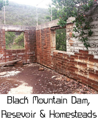 black mountain dam