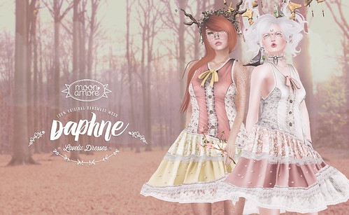 Moon Amore: Daphne Dress