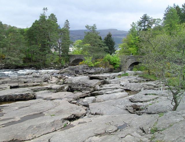 Falls of Dochart (iv)