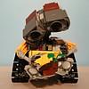 Curious WALL-E