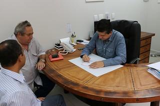 Pré-candidato a vereador, Ademir Alonso assina filiação ao Solidariedade