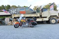 Motorcycle Harley Davidson 1994 Heritage Softail Army Surplus Jade 20151008_7689