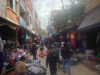 Market town.