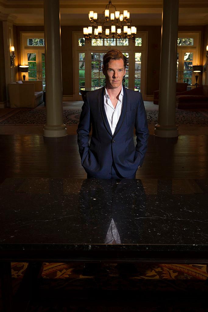Бенедикт Камбербэтч — Фотосессия для «USA Today» 2014 – 2