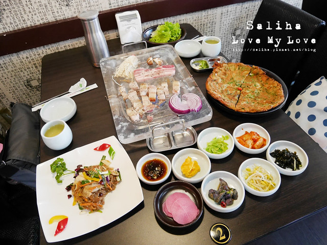 新店韓式烤肉小菜吃到保首爾大叔 (7)