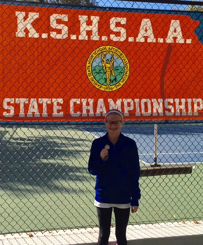 Anna Vialle at State
