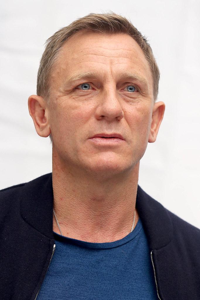 Дэниел Крэйг — Пресс-конференция «007: СПЕКТР» 2015 – 24