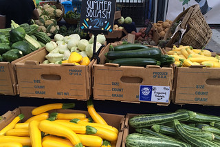 Mission Farmer's Market - Squash