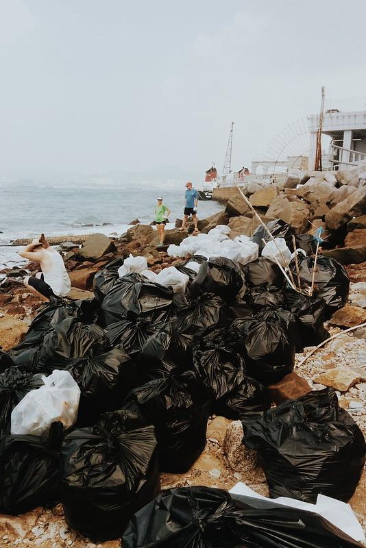 Beach Cleanup 10.24.15