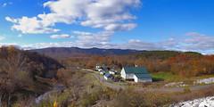 White Farm Next to Jeremys Run, Page County, VA