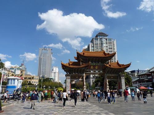 Kunming (Yunnan, China) - first impressions
