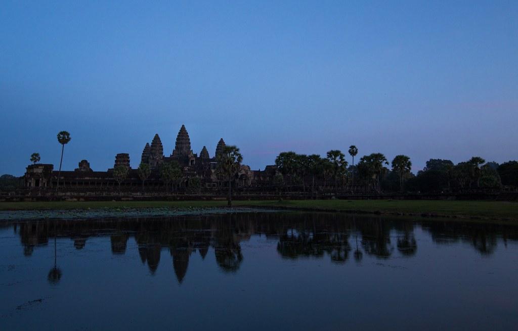 Angkor Wat Sunset-2297