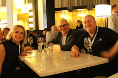 Evolve 2015 - Welcome Dinner