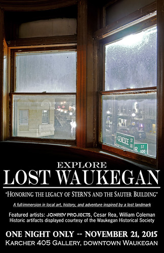 Explore LOST WAUKEGAN