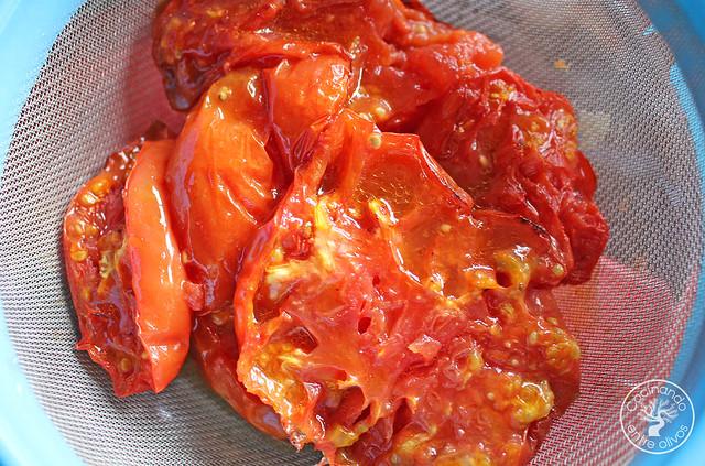 Solomillo en manteca con salsa romesco www.cocinandoentreolivos.com (39)