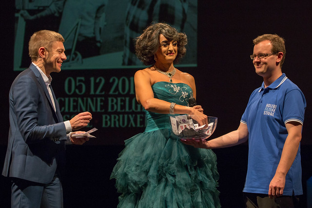 Openingsavond Holebifilmfestival 2015